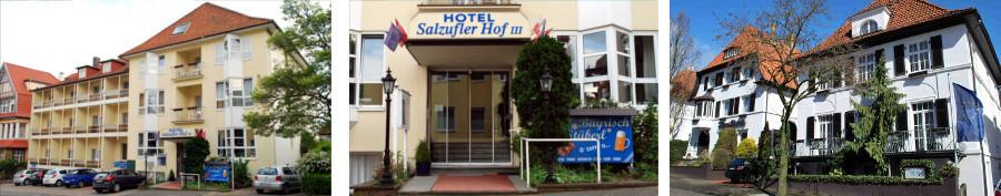 Hotel Salzufler Hof Willkommen